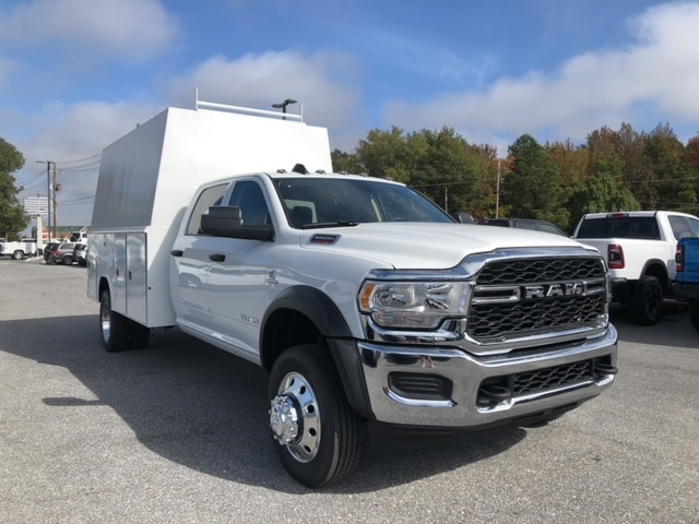 2020 Ram 5500 Crew Cab DRW 4x4, Reading Service Body #20451 - photo 1
