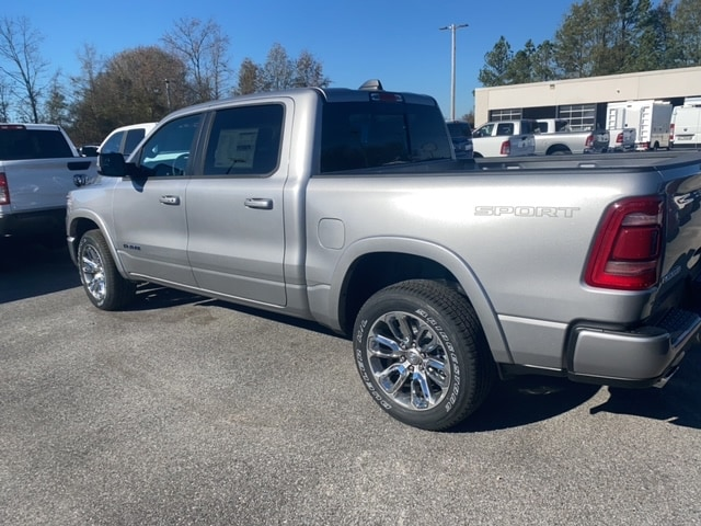 2021 Ram 1500 Crew Cab 4x4, Pickup #21052 - photo 1