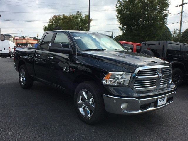 2017 Ram 1500 Quad Cab 4x4, Pickup #D8762 - photo 3