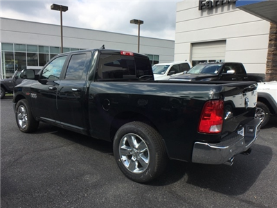 2017 Ram 1500 Quad Cab 4x4, Pickup #D8762 - photo 6