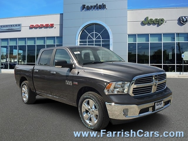 2018 Ram 1500 Crew Cab 4x4, Pickup #D8787 - photo 1