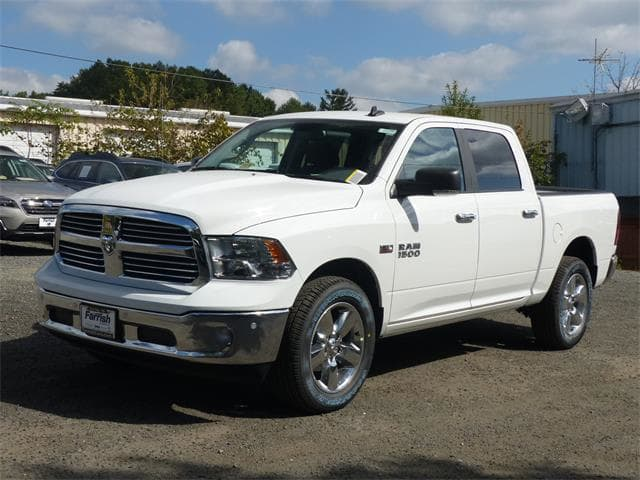 2018 Ram 1500 Crew Cab 4x4, Pickup #D8790 - photo 5