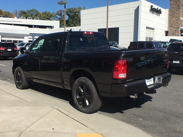 2018 Ram 1500 Crew Cab 4x4, Pickup #D8815 - photo 6
