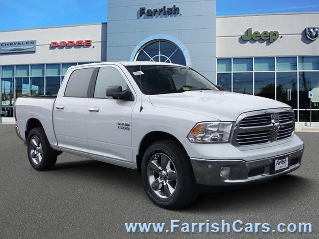 2018 Ram 1500 Crew Cab 4x4,  Pickup #D8859 - photo 1