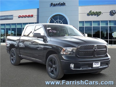 2018 Ram 1500 Crew Cab 4x4, Pickup #D8862 - photo 1