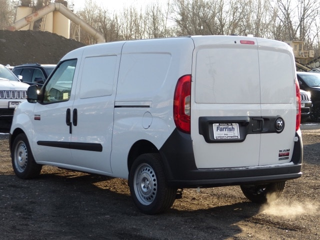 2018 ProMaster City FWD,  Empty Cargo Van #D8870 - photo 7