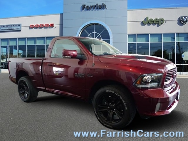 2018 Ram 1500 Regular Cab 4x4, Pickup #D8896 - photo 1