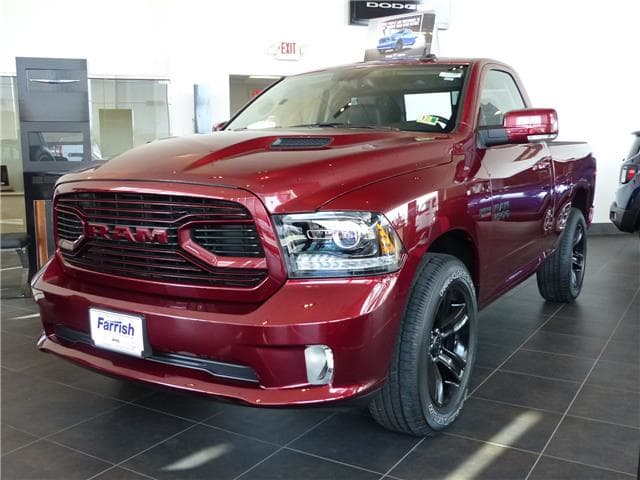 2018 Ram 1500 Regular Cab 4x4, Pickup #D8896 - photo 3
