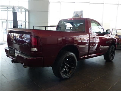 2018 Ram 1500 Regular Cab 4x4, Pickup #D8896 - photo 2