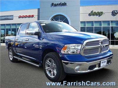 2018 Ram 1500 Crew Cab 4x4, Pickup #D8939 - photo 1