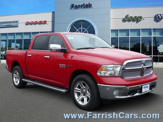 2017 Ram 1500 Crew Cab 4x4,  Pickup #D8953 - photo 1