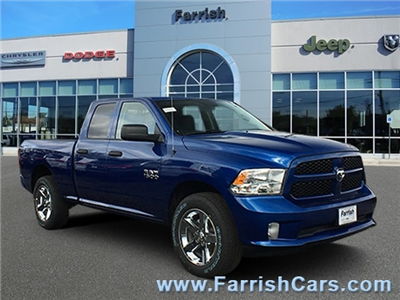 2018 Ram 1500 Quad Cab 4x4, Pickup #D8962 - photo 1