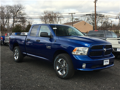 2018 Ram 1500 Quad Cab 4x4, Pickup #D8962 - photo 3