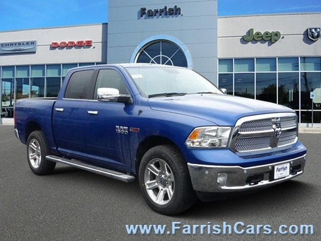 2017 Ram 1500 Crew Cab 4x4,  Pickup #D8965 - photo 1