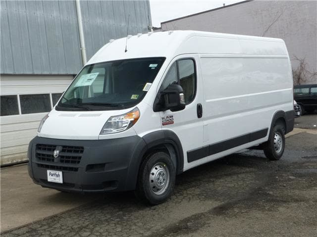 2018 ProMaster 2500 High Roof FWD,  Empty Cargo Van #D8978 - photo 3