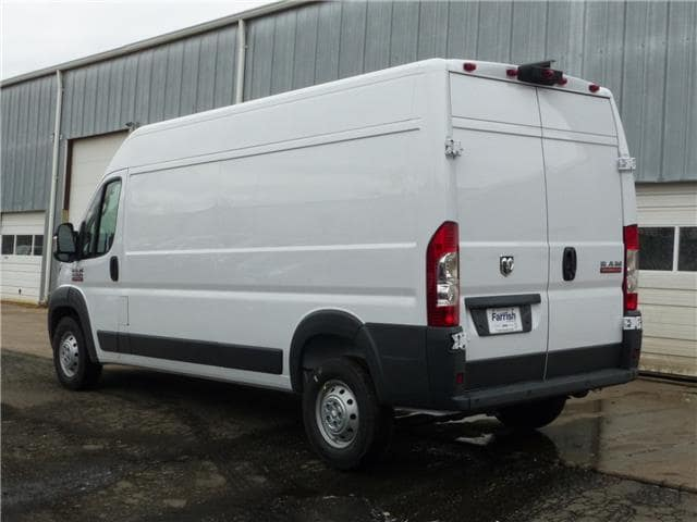 2018 ProMaster 2500 High Roof FWD,  Empty Cargo Van #D8978 - photo 6