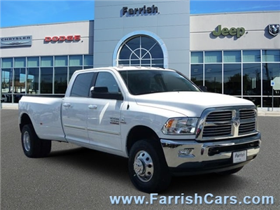 2018 Ram 3500 Crew Cab DRW 4x4, Pickup #D8982 - photo 1