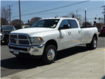 2018 Ram 3500 Crew Cab DRW 4x4, Pickup #D8982 - photo 4