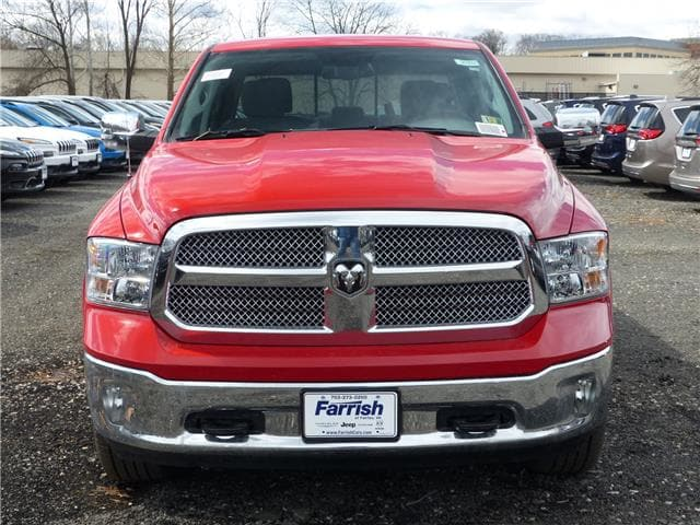 2018 Ram 1500 Crew Cab 4x4,  Pickup #D8993 - photo 4