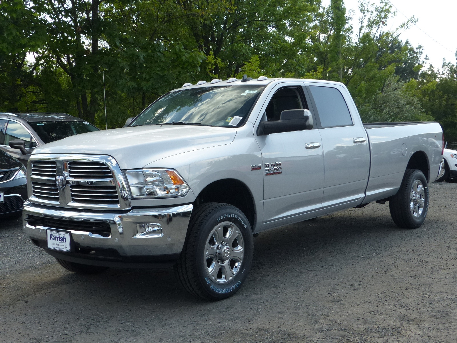 2018 Ram 3500 Crew Cab 4x4,  Pickup #D8994 - photo 5