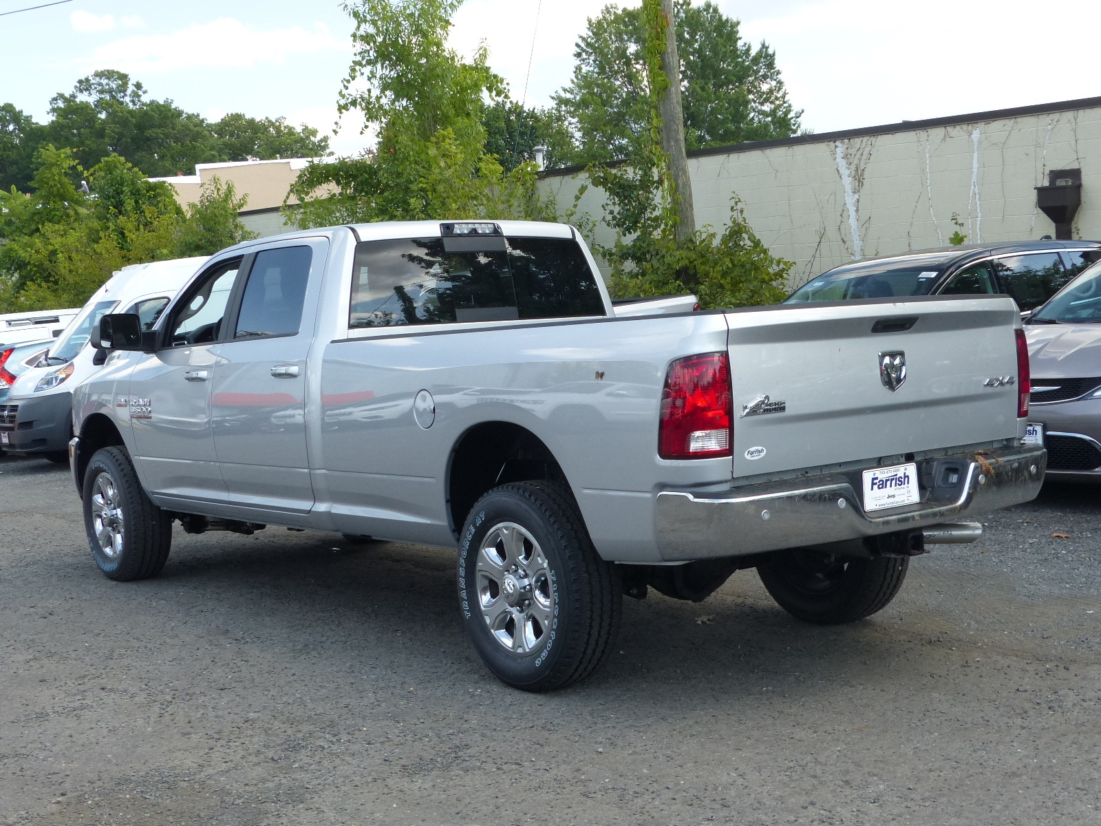 2018 Ram 3500 Crew Cab 4x4,  Pickup #D8994 - photo 6