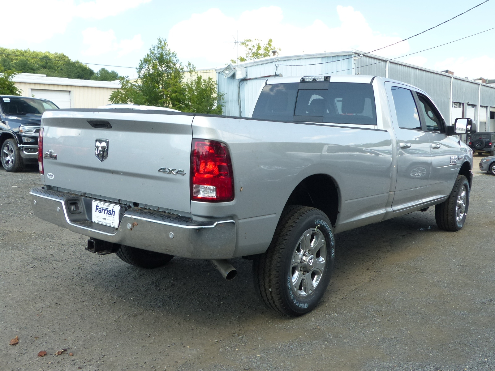 2018 Ram 3500 Crew Cab 4x4,  Pickup #D8994 - photo 2