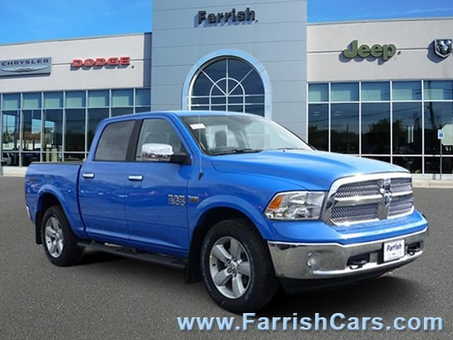 2018 Ram 1500 Crew Cab 4x4,  Pickup #D8997 - photo 1