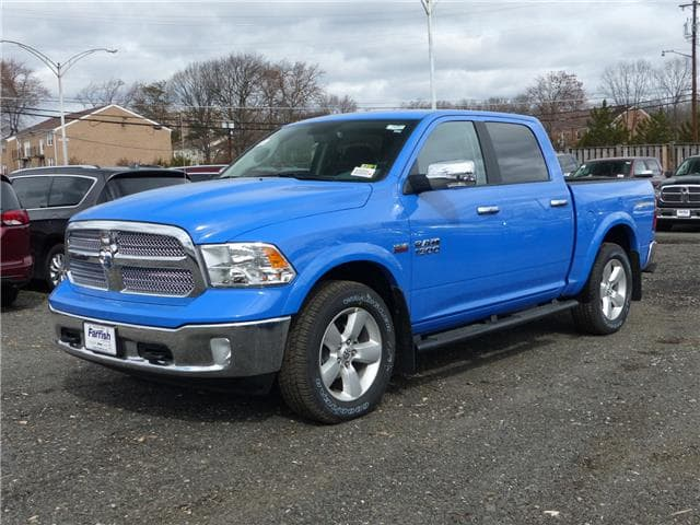 2018 Ram 1500 Crew Cab 4x4,  Pickup #D8997 - photo 5