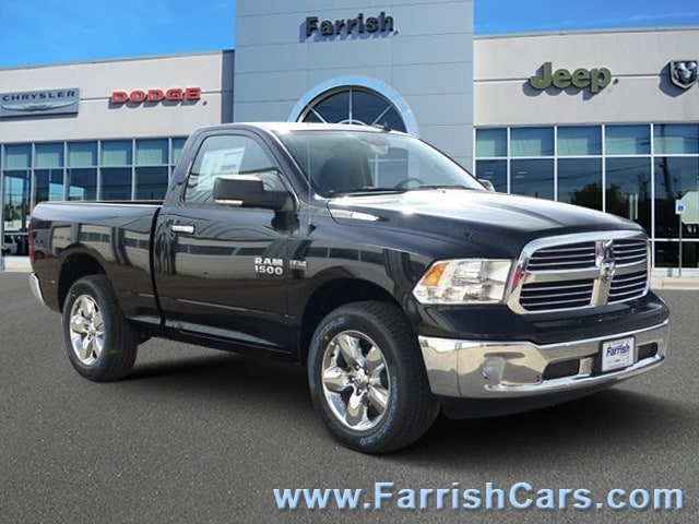 2018 Ram 1500 Regular Cab 4x4, Pickup #D9014 - photo 1