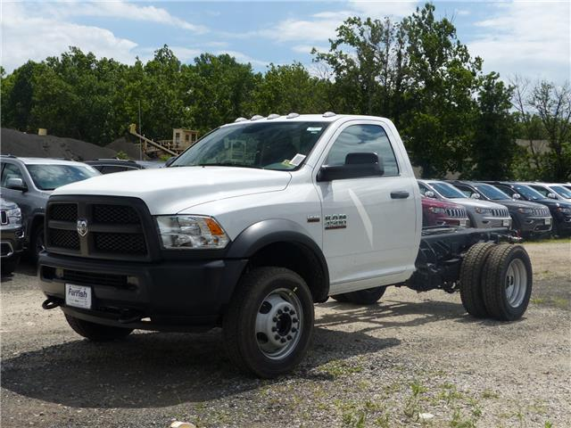 2018 Ram 4500 Regular Cab DRW 4x4,  Cab Chassis #D9032 - photo 3