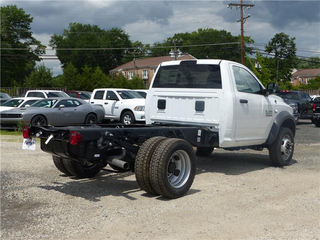 2018 Ram 4500 Regular Cab DRW 4x4,  Cab Chassis #D9032 - photo 2