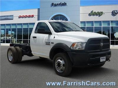 2018 Ram 4500 Regular Cab DRW 4x4,  Cab Chassis #D9032 - photo 1