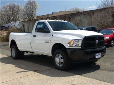 2018 Ram 3500 Regular Cab DRW 4x4, Pickup #D9064 - photo 3