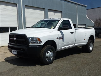 2018 Ram 3500 Regular Cab DRW 4x4, Pickup #D9064 - photo 5