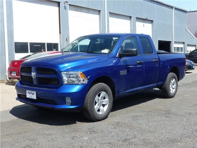 2018 Ram 1500 Quad Cab 4x4,  Pickup #D9082 - photo 5
