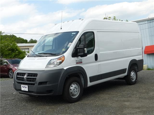 2018 ProMaster 2500 High Roof FWD,  Empty Cargo Van #D9091 - photo 3