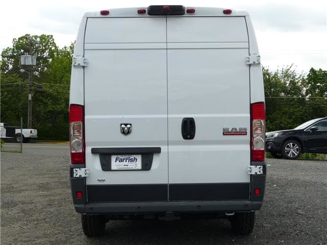 2018 ProMaster 2500 High Roof FWD,  Empty Cargo Van #D9091 - photo 7