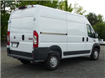 2018 ProMaster 2500 High Roof FWD,  Empty Cargo Van #D9091 - photo 8