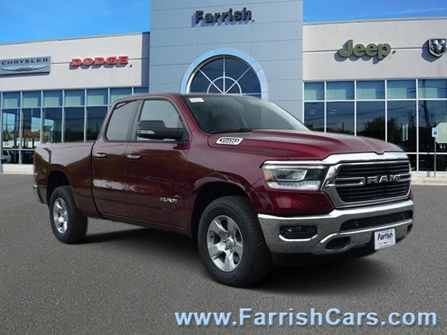 2019 Ram 1500 Quad Cab 4x4,  Pickup #D9151 - photo 1