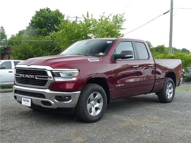 2019 Ram 1500 Quad Cab 4x4,  Pickup #D9151 - photo 5