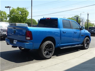 2018 Ram 1500 Crew Cab 4x4,  Pickup #D9159 - photo 2
