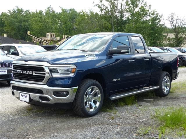 2019 Ram 1500 Quad Cab 4x4,  Pickup #D9160 - photo 4
