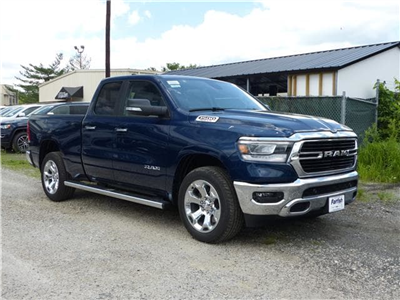 2019 Ram 1500 Quad Cab 4x4,  Pickup #D9160 - photo 7