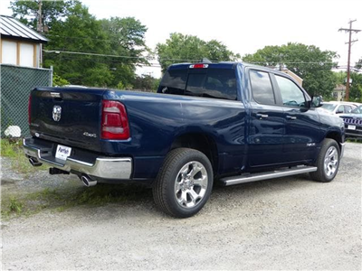 2019 Ram 1500 Quad Cab 4x4,  Pickup #D9160 - photo 2