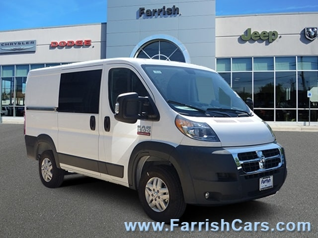 2018 ProMaster 1500 Standard Roof FWD,  Empty Cargo Van #D9180 - photo 1