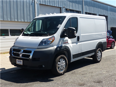 2018 ProMaster 1500 Standard Roof FWD,  Empty Cargo Van #D9180 - photo 4