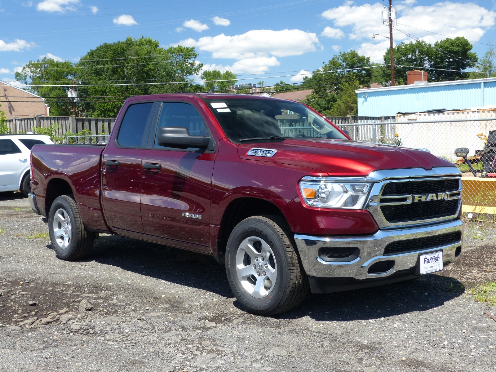 2019 Ram 1500 Quad Cab 4x4,  Pickup #D9182 - photo 5