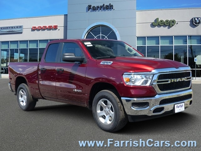 2019 Ram 1500 Quad Cab 4x4,  Pickup #D9182 - photo 1