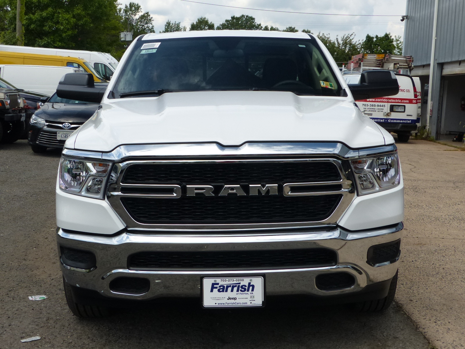 2019 Ram 1500 Quad Cab 4x4,  Pickup #D9187 - photo 3