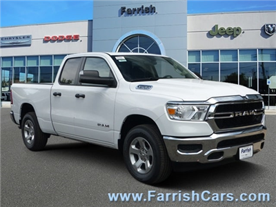 2019 Ram 1500 Quad Cab 4x4,  Pickup #D9187 - photo 1